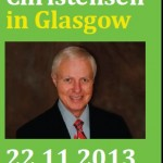 See Gordon Christensen in Glasgow