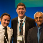Endodontic experts Stephane Simon and Kishor Gulabivala
