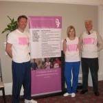 Raising funds for the BWT